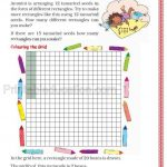 Class 5 five multiple and factor worksheet g
