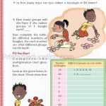 Class 5 five multiple and factor worksheet h