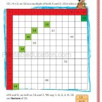 Class 5 five multiple and factor worksheet i