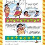 Class 5 five pattern worksheet a