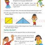 Class 5 five square worksheet c
