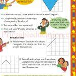 Class 5 five square worksheet j