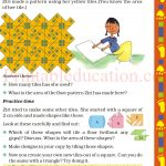 Class 5 five square worksheet p