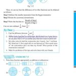 Class 6 six fraction worksheets y