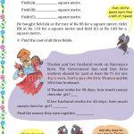 Class five 5 multiplication worksheet e