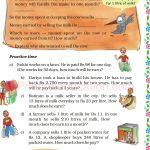 Class five 5 multiplication worksheet h