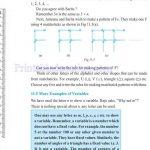 Class six 6 algebra worksheets d