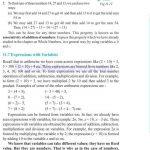 Class six 6 algebra worksheets k
