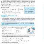 Class six 6 algebra worksheets m