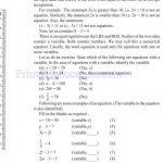 Class six 6 algebra worksheets r
