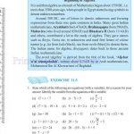 Class six 6 algebra worksheets t