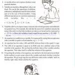 Class six 6 algebra worksheets w