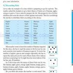 Class six 6 data handling worksheets b