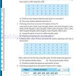 Class six 6 data handling worksheets i