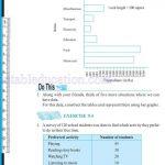 Class six 6 data handling worksheets s