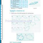 Class six 6 mensuration worksheets l