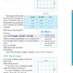 Class six 6 mensuration worksheets m