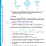 Class six 6 mensuration worksheets p