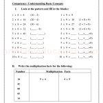 Grade 3 third worksheet for multiplication33