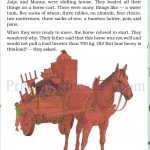 Grade 4 Mass and weight worksheets a