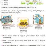 Grade 4 Telling Time and Clock Worksheet k