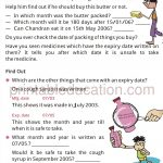 Grade 4 Telling Time and Clock Worksheet n