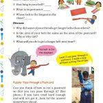 Grade 5 Five Area and Boundary worksheet e