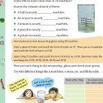 Grade five 5 Mass and Weight Worksheet b