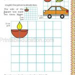 Grade five 5 map and direction worksheet h