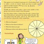 Grade five 5 parts and wholes fraction worksheet k