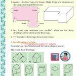 Grade five 5 shapes worksheets e