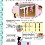 Grade five 5 shapes worksheets g