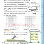 Grade five 5 tenth and hundreds place value worksheets h