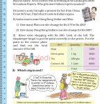 Grade five 5 tenth and hundreds place value worksheets k