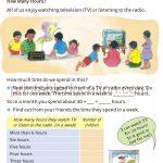 Grade four 4 Smart charts worksheet a