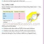 Grade four 4 Smart charts worksheet i