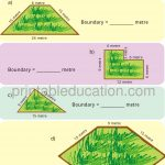Grade four 4 measurement worksheet c