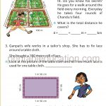 Grade four 4 measurement worksheet d
