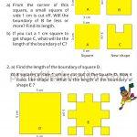 Grade four 4 measurement worksheet g