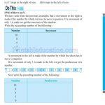 Grade six 6 integers worksheets c