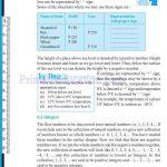 Grade six 6 integers worksheets d