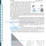 Grade six 6 integers worksheets f