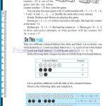 Grade six 6 integers worksheets l