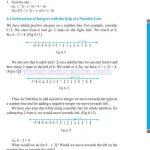 Grade six 6 integers worksheets q