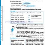 Grade six 6 number worksheets b