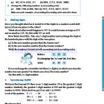 Grade six 6 number worksheets e