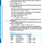 Grade six 6 number worksheets f