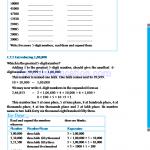 Grade six 6 number worksheets g