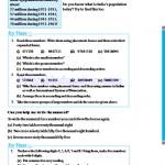 Grade six 6 number worksheets k