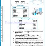 Grade six 6 number worksheets n